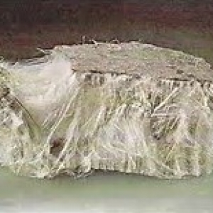 Bloc fibre blanc